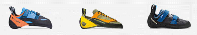 How to Choose Climbing Shoes - Shape