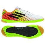 Adidas FreeFootball SpeedTrick Indoor Soccer Shoe Review - White