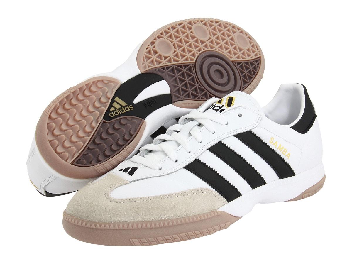 adidas samba millenium indoor soccer shoes