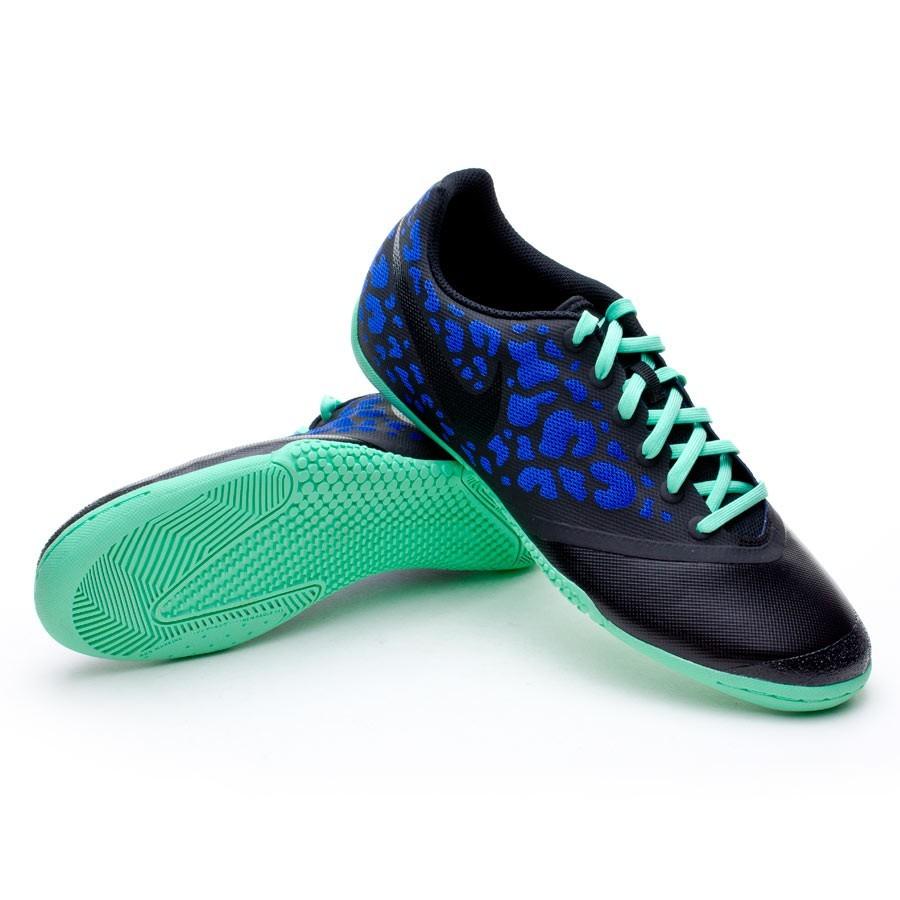 nike elastico indoor soccer shoes