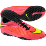 Nike Hypervenom Phelon TF Indoor Soccer Shoe Review - Crimson