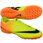 Nike Mercurial Victory IV TF - Best Indoor Soccer Shoes - Athlete Audit
