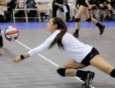 How to Choose Volleyball Shoes - Stability - Lateral Support - Ankle Support -- Athlete Audit