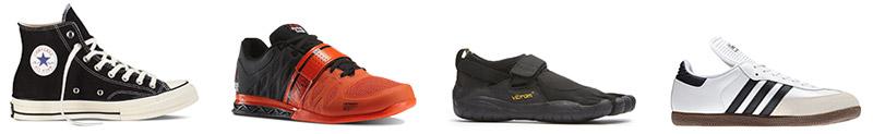 Minimal Weightlifting Shoes - Athlete Audit