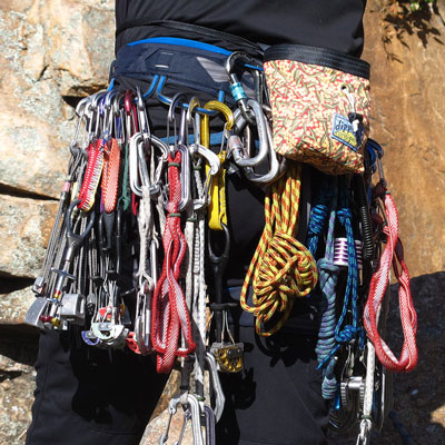 Trad climbing - 5 Questions to Ask Yourself Before Buying Climbing Shoes - Athlete Audit