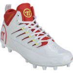 Warrior Third Degree Mid - Best Lacrosse Cleats - Athlete Audit