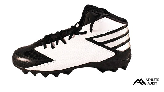 Football Cleat Upper - What Is The Difference Between Football and Baseball Cleats - Athlete Audit